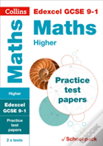 Edexcel Gcse Maths Higher Practice Test Papers
