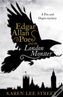 Wook.pt - Edgar Allan Poe & The London Monster