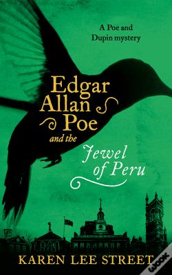 Wook.pt - Edgar Allan Poe And The Jewel Of Peru
