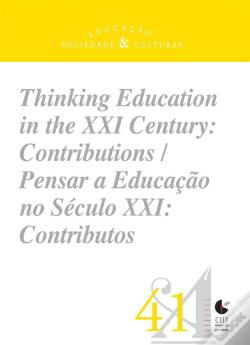 Wook.pt - Educ. Soc. Cultura 41 - Thinking Education in the XXI Century