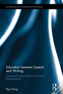 Wook.pt - Education Between Speech And Writing