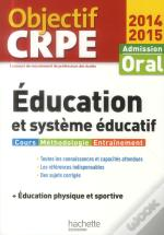 Education Et Systeme Educatif ; + Education Phyique Et Sportive ; Admission Oral (Edition 2014/2015)