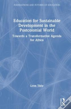 Wook.pt - Education For Sustainable Development In The Postcolonial World