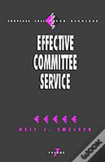 Effective Committee Service
