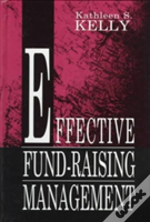 Effective Fund-Raising Management