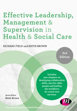 Wook.pt - Effective Leadership, Management And Supervision In Health And Social Care