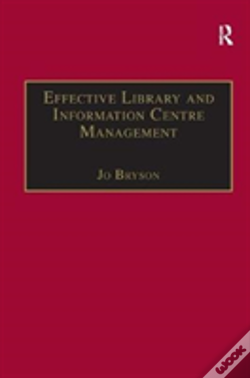 Wook.pt - Effective Library And Information Centre Management