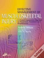 Effective Management Of Musculoskeletal Injury