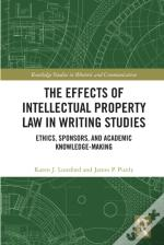 Effects Of Intellectual Property Law In Writing Studies