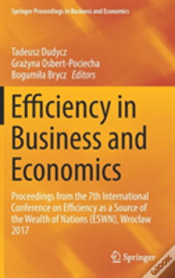 Wook.pt - Efficiency In Business And Economics