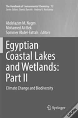 Wook.pt - Egyptian Coastal Lakes And Wetlands