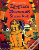 Egyptian Mummies Sticker Book