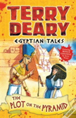 Wook.pt - Egyptian Tales: The Plot On The Pyramid