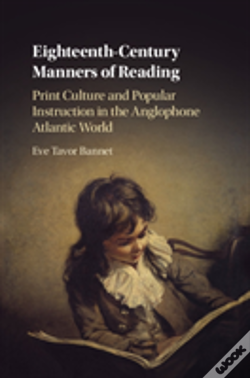 Wook.pt - Eighteenth-Century Manners Of Reading