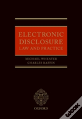 Electronic Disclosure Law & Practice Har
