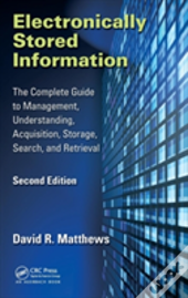 Electronically Stored Information