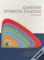 Elementary Differential Equations With Applications