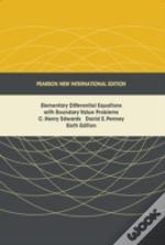 Elementary Differential Equations With Boundary Value Problems: Pearson New International Edition