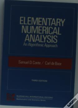 Wook.pt - Elementary Numerical Analysis