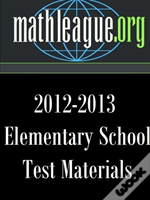 Elementary School Test Materials 2012-2013