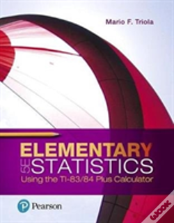 Wook.pt - Elementary Statistics Using The Ti 83 8
