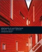 Elements in Architecture - Detalhes
