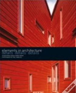 Wook.pt - Elements in Architecture - Detalhes