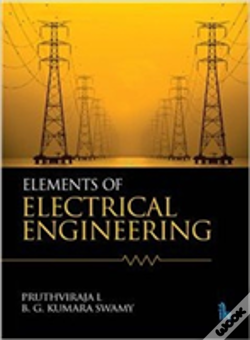 Wook.pt - Elements Of Electrical Engineering