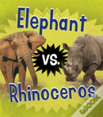 Elephant Vs Rhinoceros