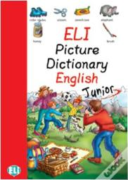 Eli - Picture Dictionary Junior - English