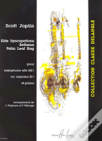 Elite Syncopations Saxophone & Piano