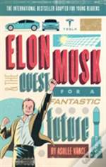 Elon Musk Young Reader'S Edition