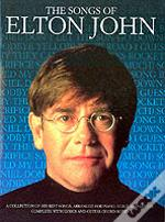 Elton John The Songs Of