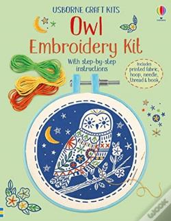 Wook.pt - Embroidery Kit: Owl