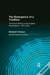 Emergence Of A Tradition