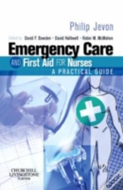 Wook.pt - Emergency Care And First Aid For Nurses