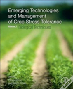Wook.pt - Emerging Technologies And Management Of Crop Stress Tolerance