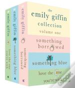 Emily Giffin Collection: Volume 1
