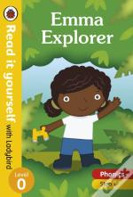 Emma Explorer - Read It Yourself With Ladybird Level 0: Step 1