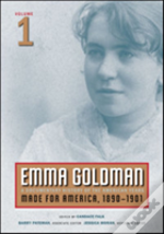 Emma Goldmanmade For America, 1890-1901