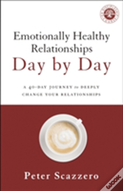 Wook.pt - Emotionally Healthy Relationships Day By Day
