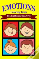 Emotions Coloring Book