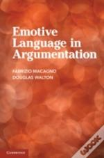 Emotive Language In Argumentation