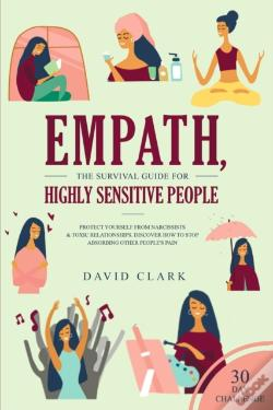 Wook.pt - Empath, The Survival Guide For Highly Sensitive People