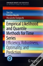 Empirical Likelihood And Quantile Methods For Time Series
