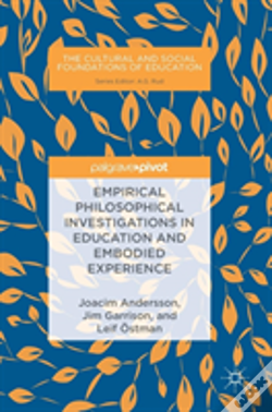 Wook.pt - Empirical Philosophical Investigations In Education And Embodied Experience