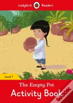 Empty Pot Activity Book