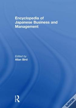 Wook.pt - Encyclopaedia Of Japanese Business And Management