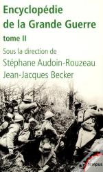 Encyclopedie De La Grande Guerre T02 Culture