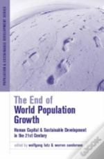End Of World Population Growth
